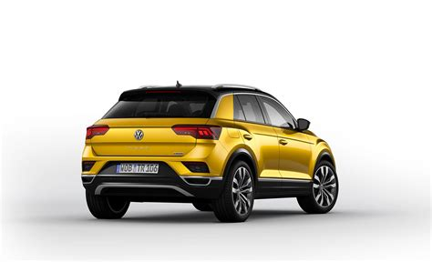 volkswagen new vw t roc revealed news photos specs prices by car magazine