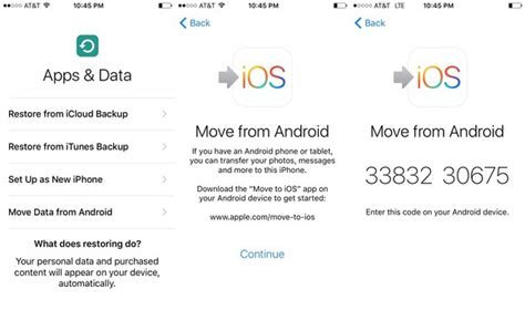 apple releases move to ios app for android on with apple s move to ios android app macworld
