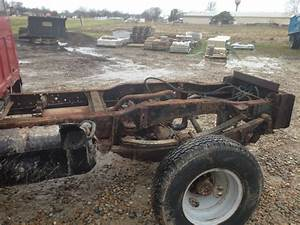 1986 Chevrolet 4x4 Cab  U0026 Chassis Parts Truck 6 2l Diesel