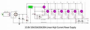 Ac To Dc 12v 30a Power Supply Diagram