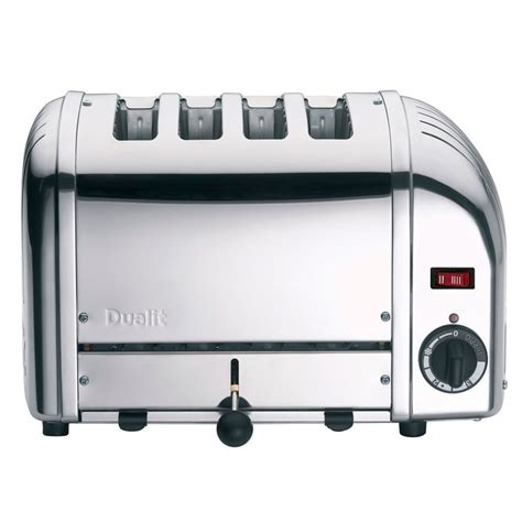 dualit 4 slice toaster dualit vario four slice toaster review housekeeping