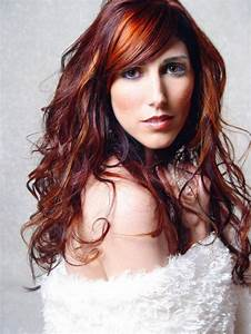 Dark Brown Red Hair Fashion Trends Styles For 2014