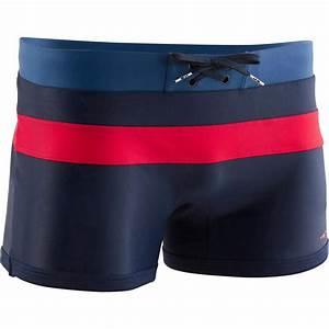 Boxer De Bain Homme : maillot de bain homme boxer 550 ~ Melissatoandfro.com Idées de Décoration
