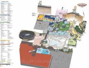mandalay bay property maps 3d layout map