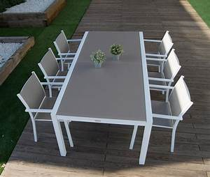 awesome table a manger de jardin design contemporary With salle À manger contemporaineavec table salle a manger carree design