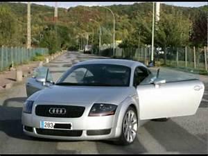 Audi Tt 180 : audi tt 8n 1 8t 180 cv n youtube ~ Farleysfitness.com Idées de Décoration