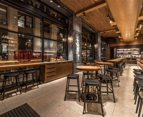 Starbucks' Reserve Roastery Debuts in NYC   Restaurant News   QSR magazine
