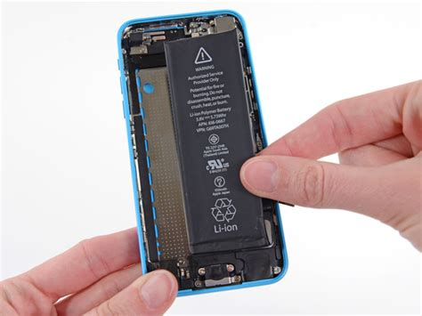 ifixit iphone 5c iphone 5c battery replacement ifixit