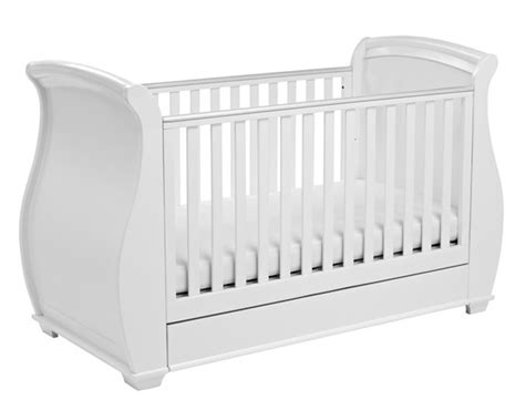 Babymore Bel Sleigh Cot Bed Review