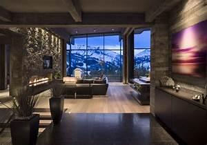 Grauer Boden Welche Möbel : wohnzimmer in grau und schwarz gestalten 50 wohnideen ~ Bigdaddyawards.com Haus und Dekorationen
