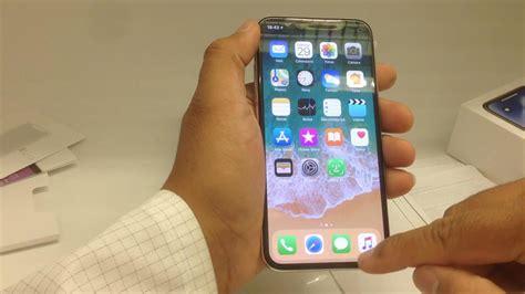 iphone  unboxing premier deballage  prise en main video