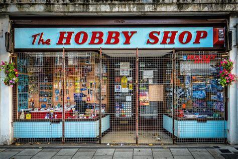 the hobby shop hockey hub shopfront elegy