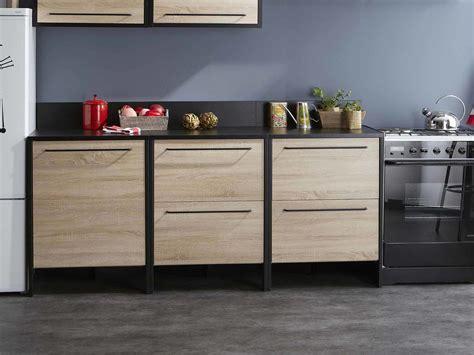 cuisine meuble bas meuble bas cuisine en bois cuisine en image