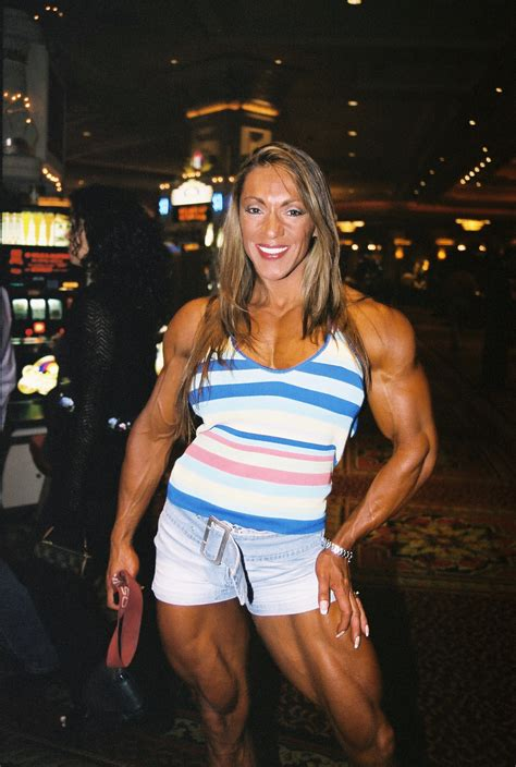 extreme female bodybuilders facts verse
