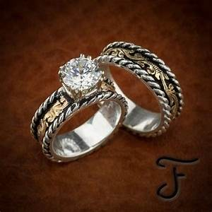 Western Wedding Rings Ideas Wedding Decoratio