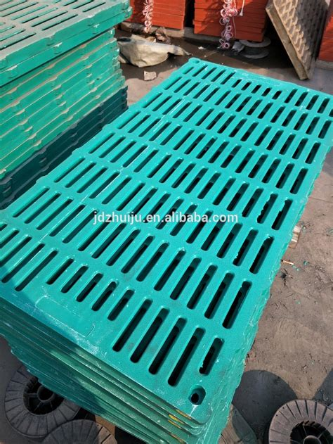 factory price poultry chicken house plastic slat floor