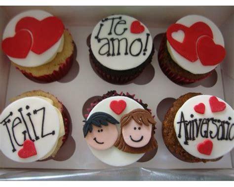 cupcakes san valentin  decoracion de interiores