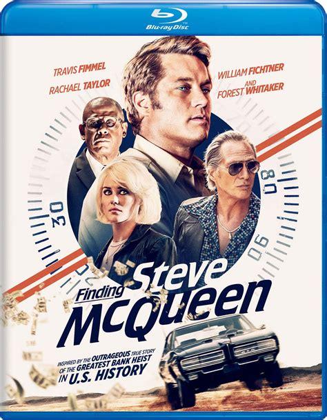 finding steve mcqueen dvd release date august