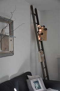 Echelle Decorative Blanche : plus de 1000 id es propos de escabeau chelle sur ~ Teatrodelosmanantiales.com Idées de Décoration