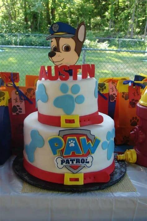 paw patrol birthday party ideas paw patrol birthday