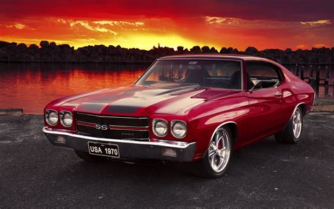 Chevelle Ss High Quality Wallpaper