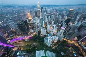 View of Kuala Lumpur from Atmosphere 360
