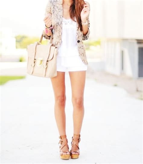 Cute summer party outfit
