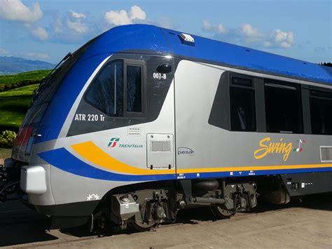 nuovo swing treni sulmona l aquila a tempo di swing