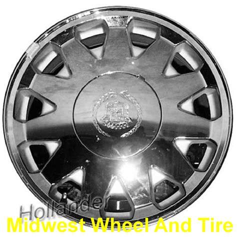 cadillac deville  oem wheel  oem original alloy wheel