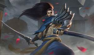 Yasuo League Of Legends Wallpapers Full HD Free Download