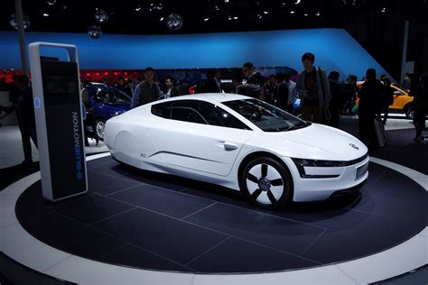 Volkswagen At The Shanghai Auto Show 2013