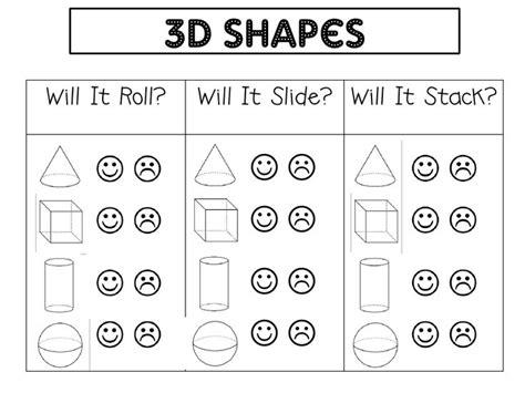 best 25 3d shapes ideas on 3d shapes 637 | ce20525b2508520f06b54ac056143a32 d shapes kindergarten preschool math