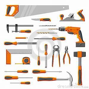 94 Outil De Bricolage : outils de bricolage modernes de diy illustration de ~ Dailycaller-alerts.com Idées de Décoration