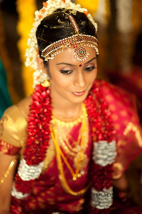Indian Tamil Brahmin Bride Photo ~ Indian Wedding