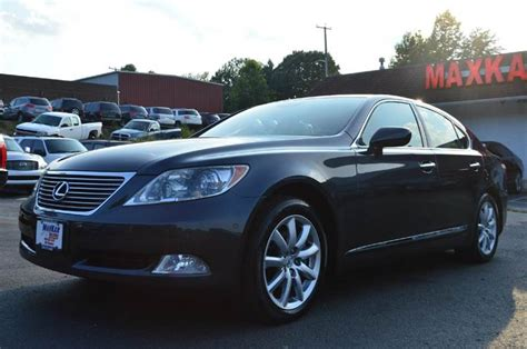 roycroft ls for sale 2009 lexus ls 460 for sale carsforsale com