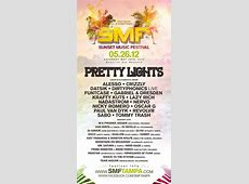 Less Than 2 Weeks Until SMF Tampa 2016 Lineup Reveal