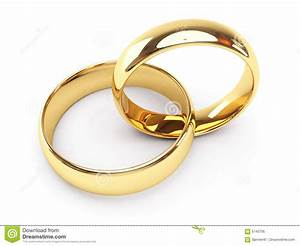gold wedding rings royalty free stock photo image 5145705 With free wedding rings