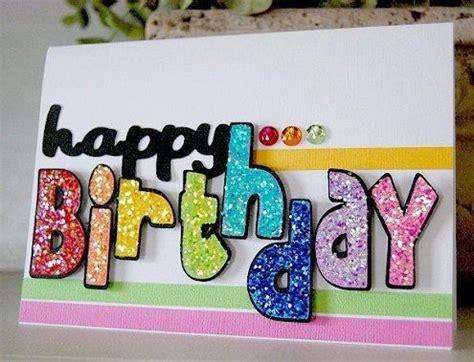 handmade birthday card ideas  images birthday card