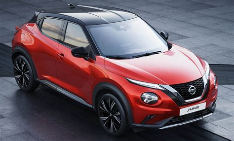 All new Nissan Juke boasts bigger distinctive sporty ...