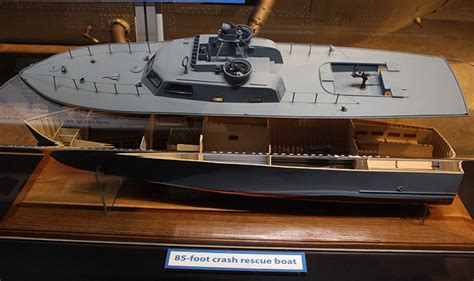 Crash Rescue Boat by Packard