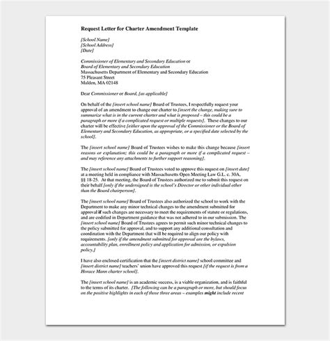 request  approval letter   write  format
