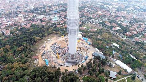 Çamlıca kulesi haberleri sayfasında çamlıca kulesi haberlerini bulabilir tüm çamlıca kulesi haberlerini, gelişmeleri ve son dakika haberleri okuyabilirsiniz. Çamlıca Kulesi'nin dış cephesi bitmek üzere!