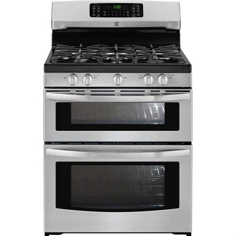 gas range and oven kenmore 78043 5 9 cu ft oven gas range stainless steel