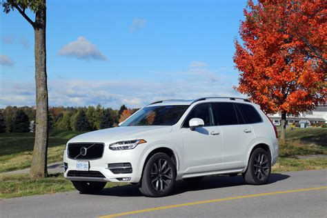 2016 Volvo Xc90 Configurations by Review 2016 Volvo Xc90 Momentum Canadian Auto Review