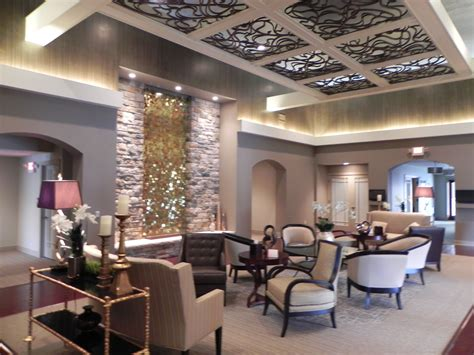 funeral home lobby   funeral home home decor