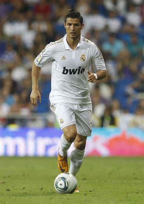 Cristiano Ronaldo Photos Photos  Real Madrid Vs