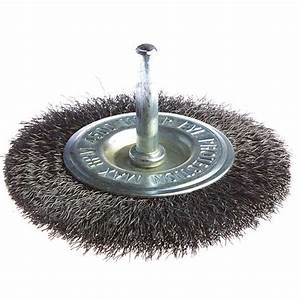 Brosse Métallique Pour Perceuse : brosse m tallique plate pour perceuse visseuse 75 mm d ~ Dailycaller-alerts.com Idées de Décoration