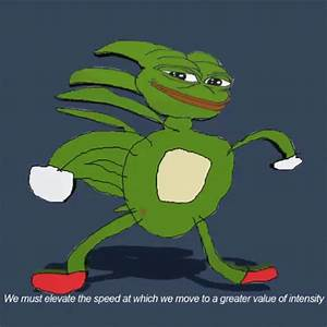 Sanic Speed GIF Sanic Speed Intensity Discover Share