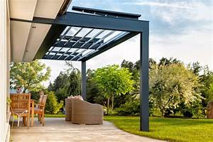 Terrassenüberdachung Aus Glas : terrassen berdachung aus polycarbonat acryl oder glas ~ Whattoseeinmadrid.com Haus und Dekorationen