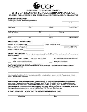 ucf application to print fill online printable